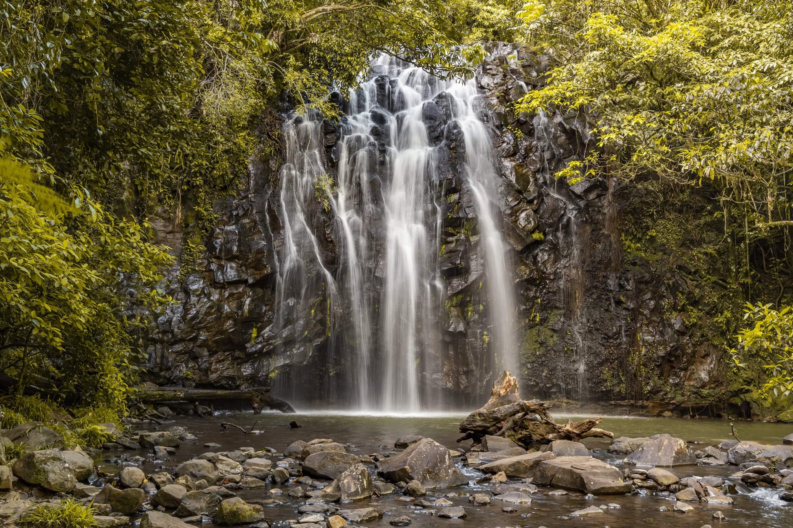 die bildhübschen Ellinjaa Falls