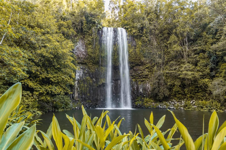 Die 5 schönsten Wasserfälle & natürlichen Pools in Queensland
