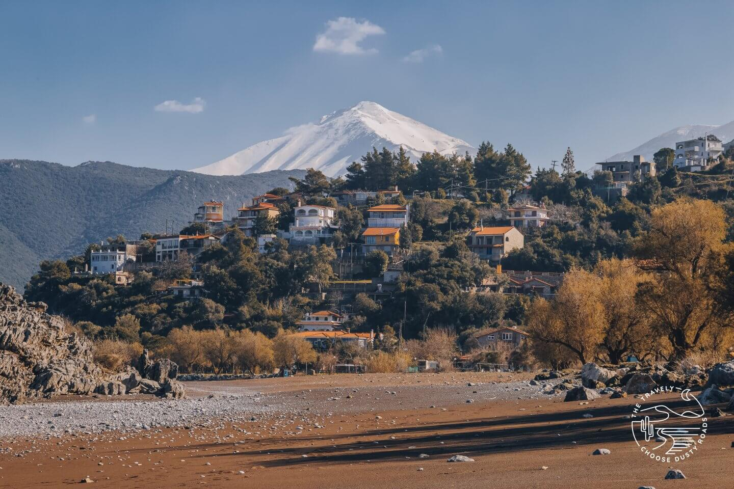 Evia Island - between mountains and beaches