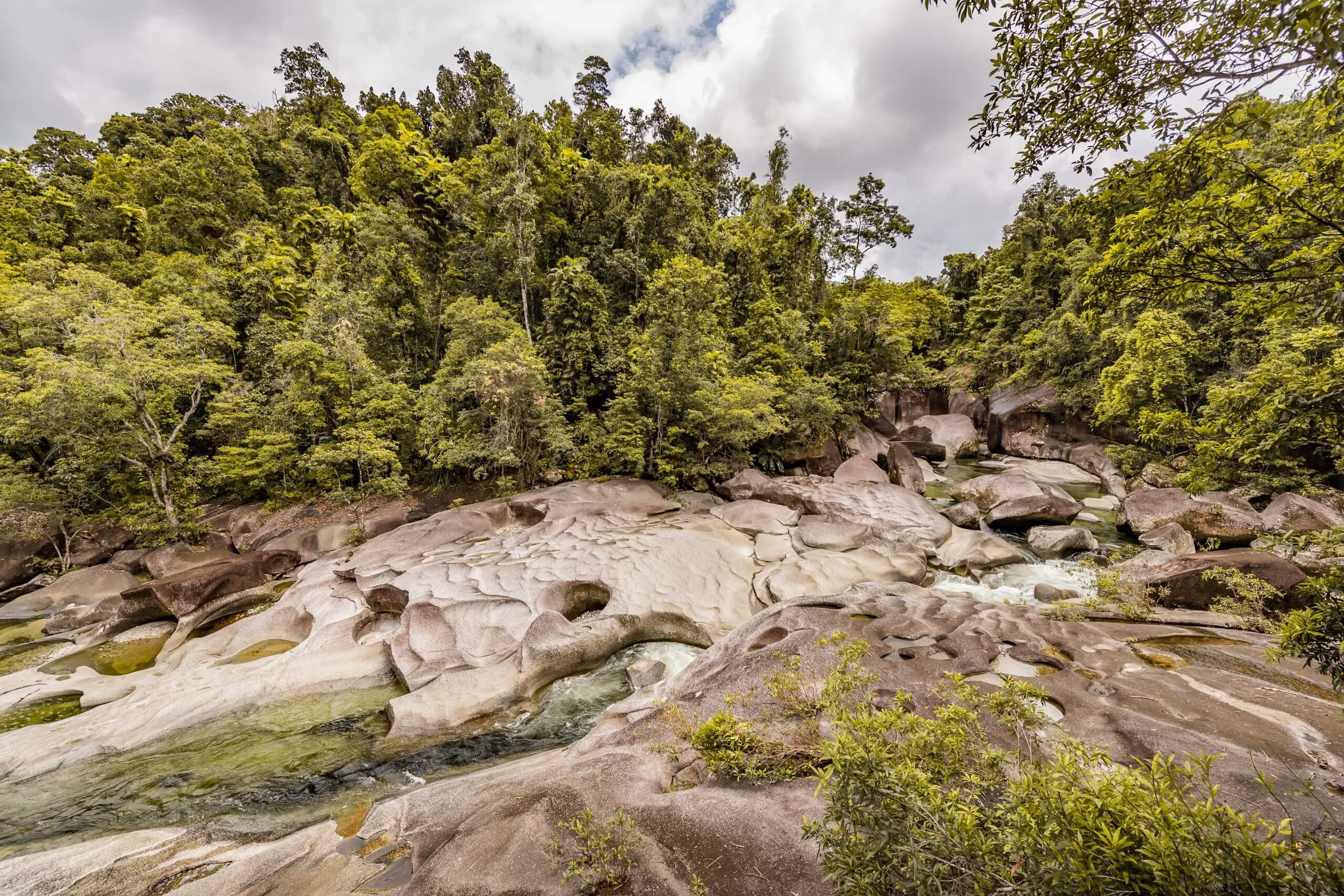 das schöne Flusstal