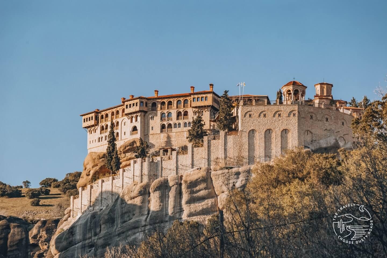 die Klosterberge zählen zum UNESCO Weltkulturerbe