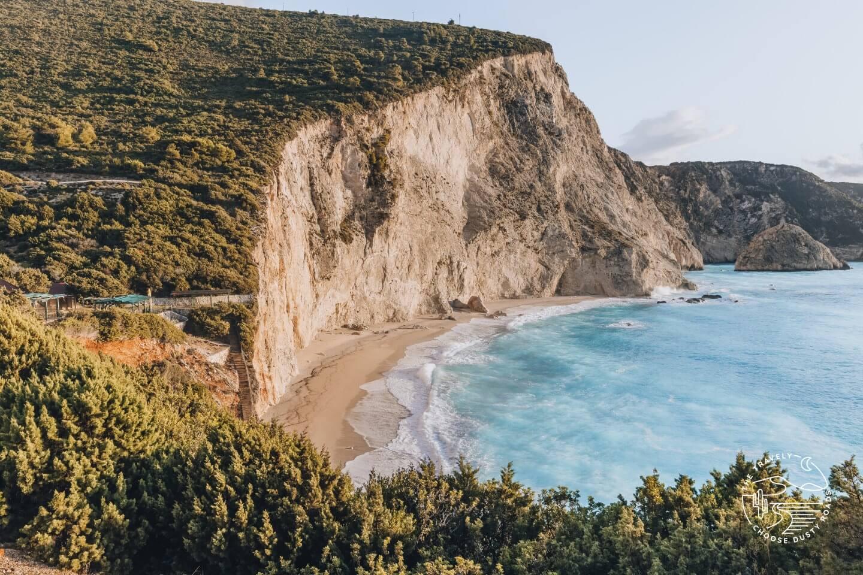 Porto Katsiki - einer der schönsten Strände auf Lefkada