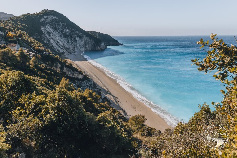 Der wunderschöne Milos Beach