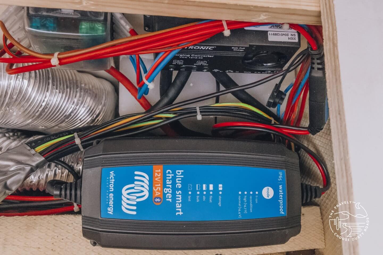 Victron Blue Smart 230V Ladegerät