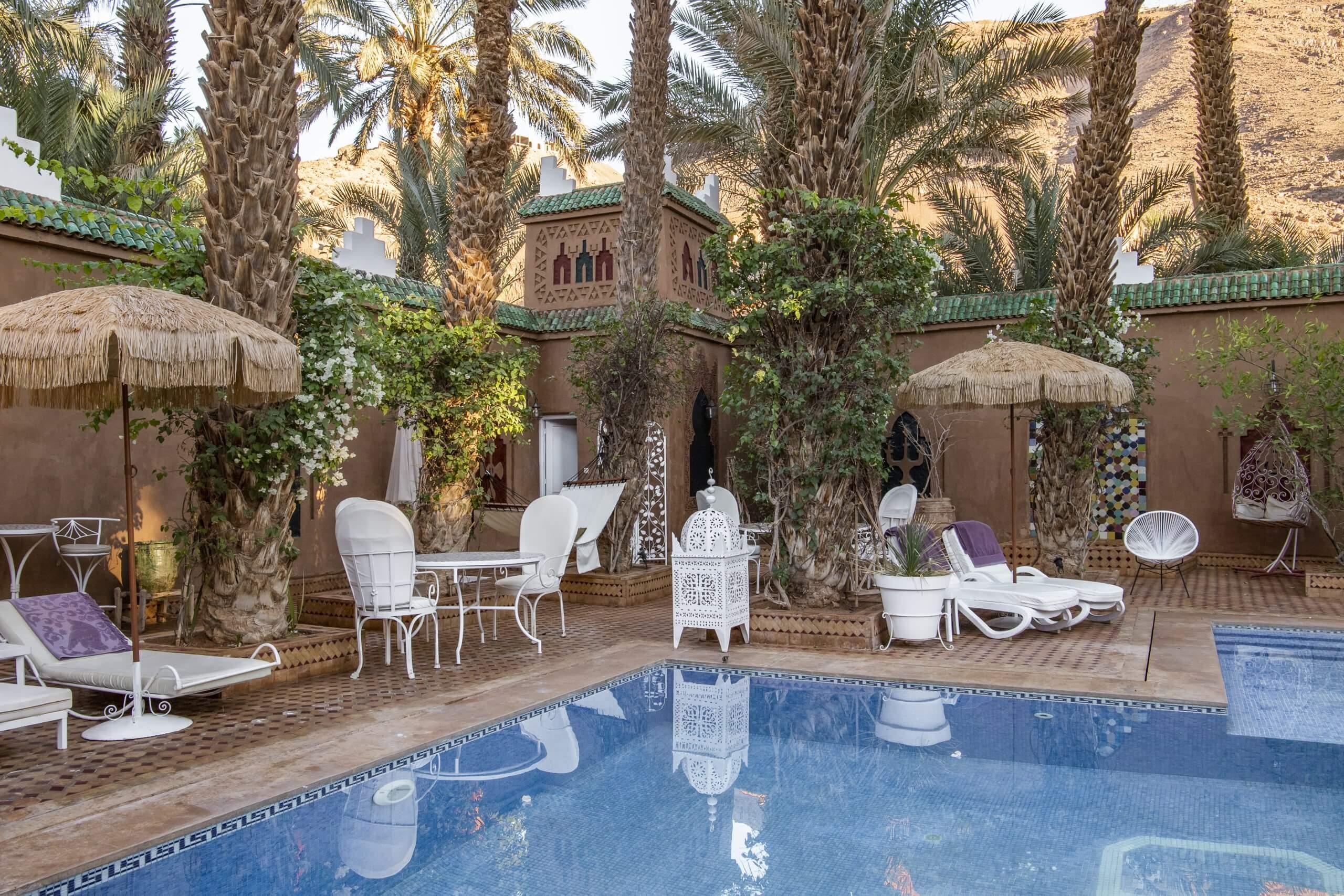 Pool des Riad Dar Sofian