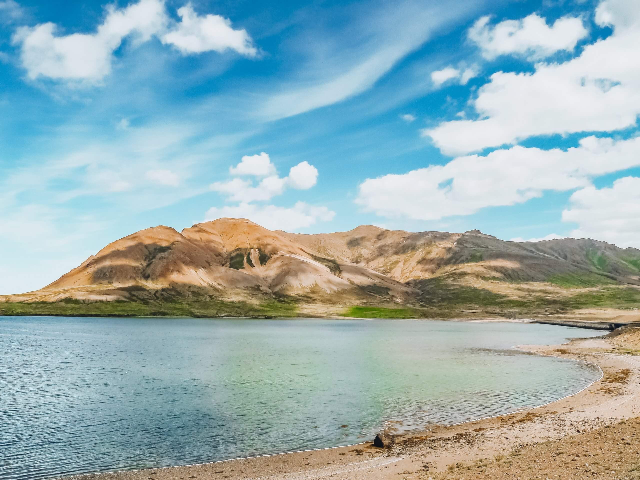 die wunderschönen Westfjorde