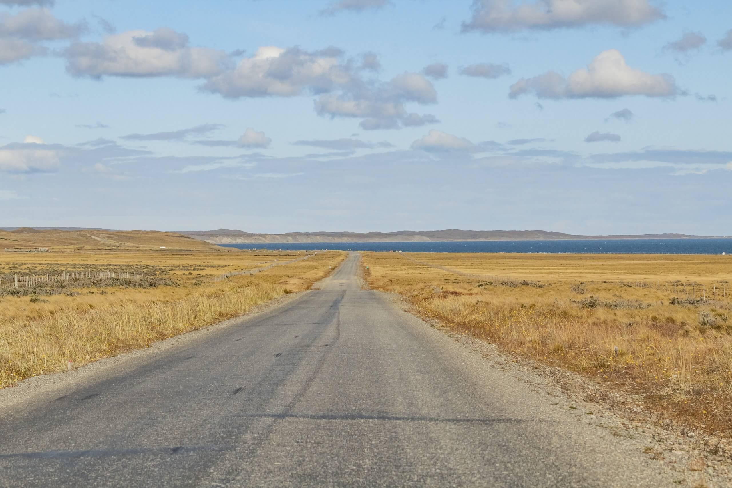 Straße ans Ende der Welt